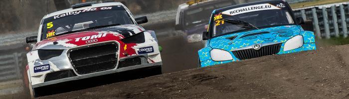 OMV Maxx Motion Rallycross Slovakiaring