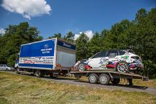 Test pred 45. ročník Rallye Tatry