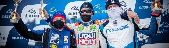 OMV MAXXMOTION HILL CLIMB RACE SLOVAKIA RING 2021