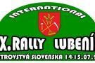 Rally Lubeník 2017