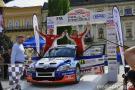 RUFA Šport: Grzyb – Hundla absolútni víťazi XX. Rally Prešov 2013