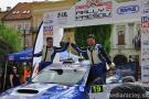 Bronzové poháre pre posádku XIQIO Rally Team z Rally Prešov