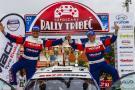 RUFA Šport pridáva absolútne víťazstvo z Rally Tríbeč 2013