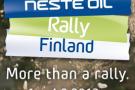 NESTE OIL Raly Finland 2012 - streda