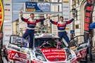 RUFA Šport absolútnym víťazom Eger Rallye 2015