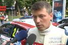 G. Grzyb - R. Hundla Rally TATRY 2016