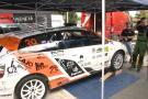 K. Švec - E. Švec Rally LUBENIK 2016