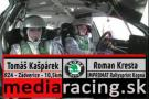 Kresta - Kašpárek, Rallysprint KOPNÁ, RZ4